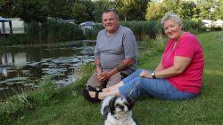 """Oud-militair Cisse en zijn vrouw Linda hebben al sinds 1991 hun tweede thuis op de camping: """"Als kind wist ik het al, ooit heb ik hier een vaste stek"""""""