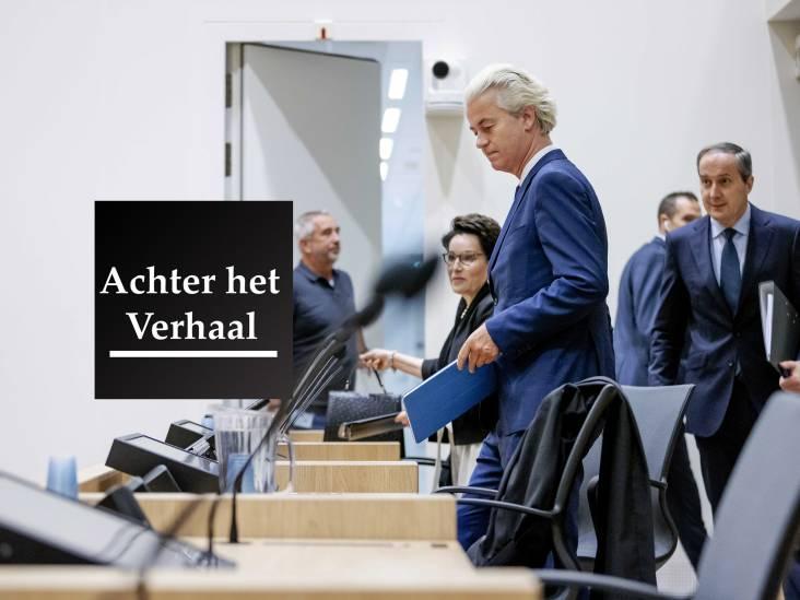 'Ook met strafblad kan Geert Wilders nog premier worden'