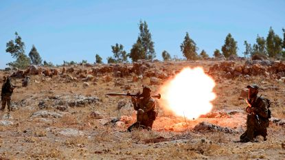 """Rusland waarschuwt VS: """"Jihadisten Syrië plannen chemische aanval om agressie uit te lokken"""""""