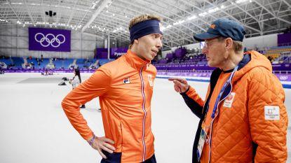 Rel rond schaatscoach Anema laat spoor van vernieling na in Nederlands team