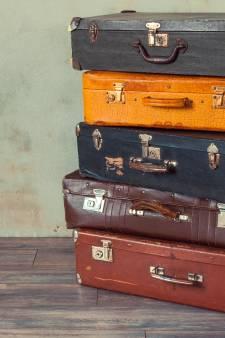 Inpakken is een slopend proces dat altijd eindigt in een chaos in de gang