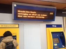 Probleem op spoor tussen Culemborg en Geldermalsen opgelost