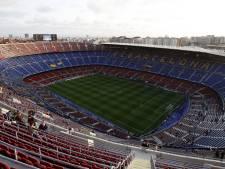 Les plans de rénovation des stades de Barcelone et du Real touchés par la crise