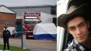 39 doden in vrachtwagen: bestuurder (25) verdacht van moord, twee huizen in Noord-Ierland doorzocht