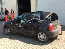Chauffeur uit Veen staat vandaag terecht voor bizar ongeluk met verloren wiel