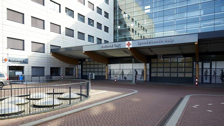 Het Radboud-UMC. Beeld anp