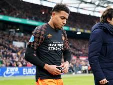 PSV moet Donyell Malen waarschijnlijk een aantal maanden missen