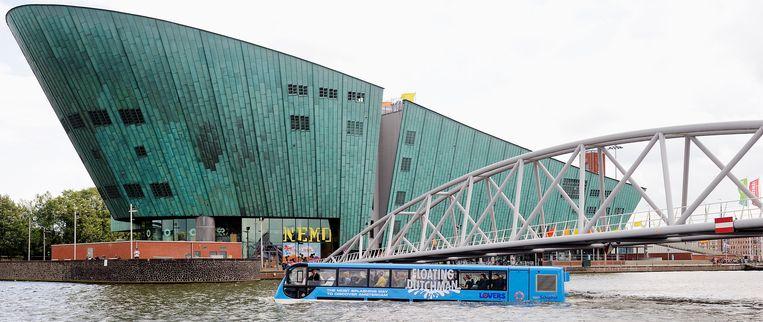 Wetenschapsmuseum Nemo Beeld ANP