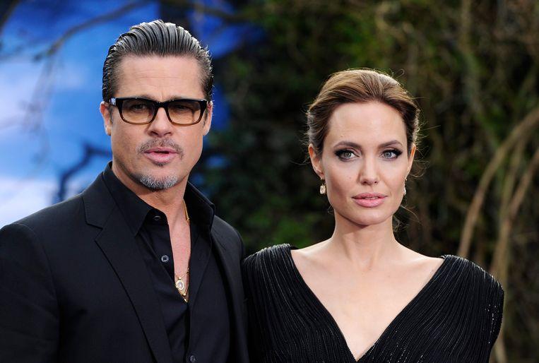 Angelina vroeg in september 2016 de scheiding aan van Brad Pitt.