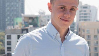 Jappe (24) was gebuisd in Brugge, maar hot in Bangkok