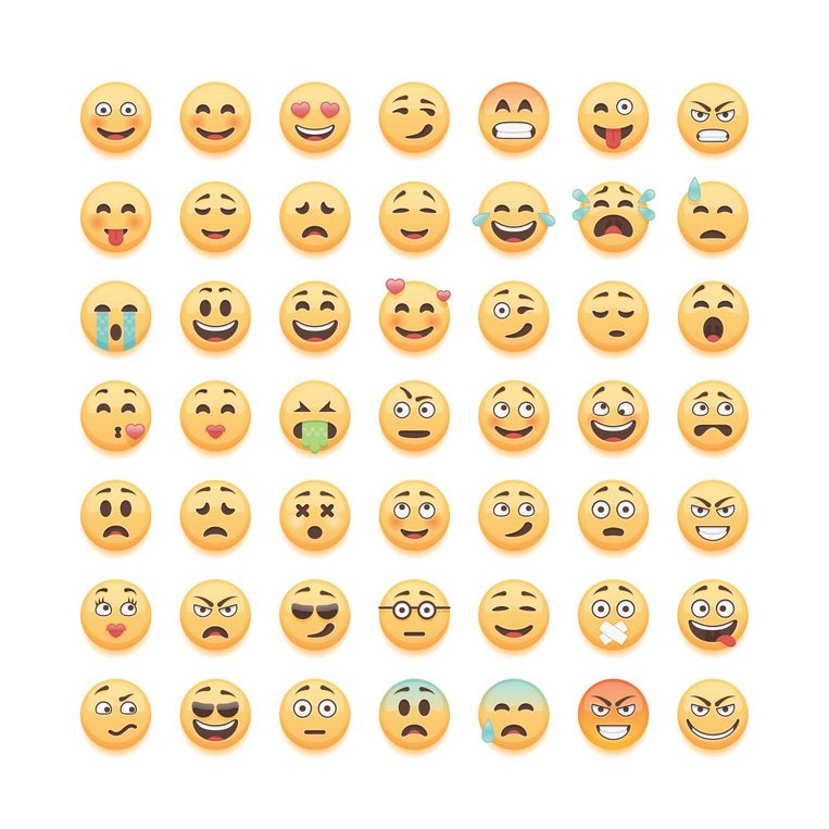 Smiley wat betekent WhatsApp smileys: