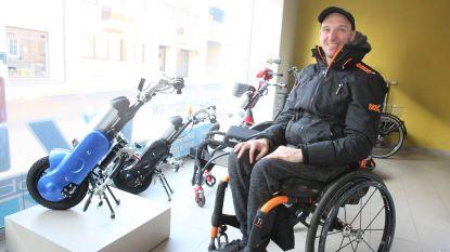 VJ Mobility voortaan gevestigd op één adres: Jimmy ontvangt klanten in toonzaal en atelier in Essenbeek