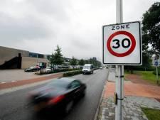 Etten-Leurenaar over 50 rijden op Stijn Streuvelslaan: 'Ga slipcursus volgen'