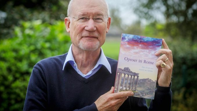 Diederik Van Rillaer schrijft nieuwe roman