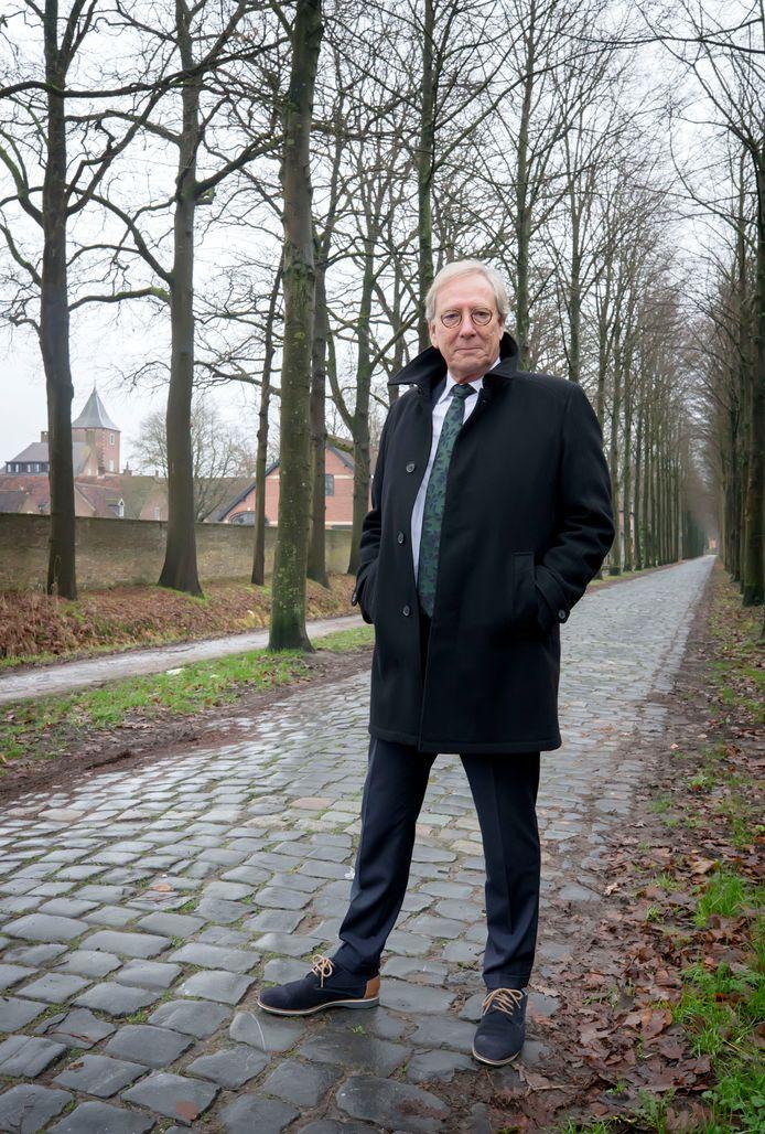 OOSTERHOUT, Yves de Boer, zwaait af als burgemeester van Haaren, maar is jarenlang wethouder geweest in Oosterhout. Foto: Pix4Profs/Joyce van Belkom