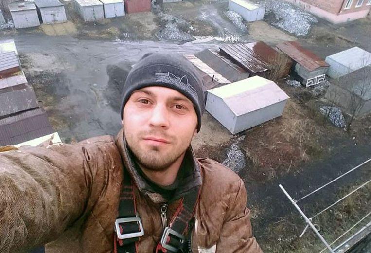 Yevgeny Tikhonov woonde en werkte in de Siberische stad Anzhero-Soedzhensk.