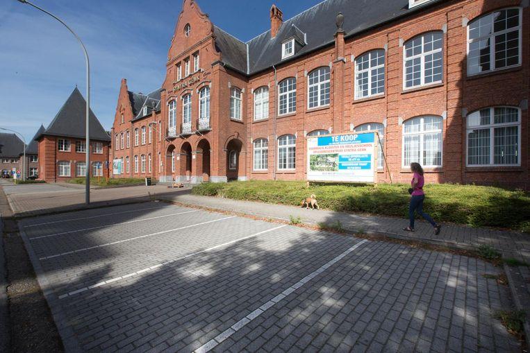 De Communauté Musulmane de Belgique is de nieuwe eigenaar van het voormalige schoolgebouw in Winterslag. Komt hier binnenkort de eerste Islamitische school van Vlaanderen?