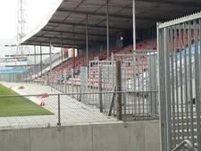 Oosttribune van stadion De Vliert definitief buiten gebruik: 'veiligheid niet te garanderen'