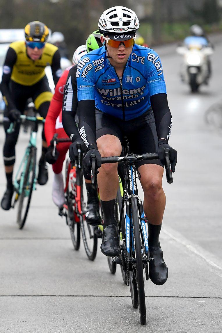 Goolaerts in de Ronde eerder deze maand.