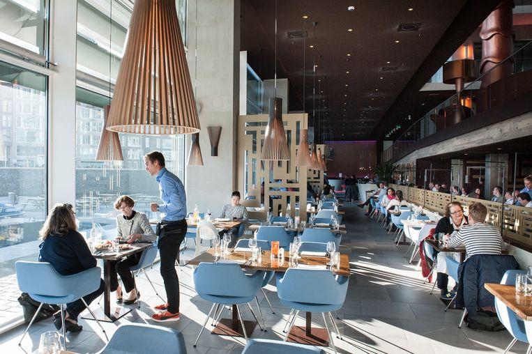 Deze zaterdag wordt de eerste editie van Pureness Event gehouden in restaurant I-Dock. Beeld Mats van Soolingen
