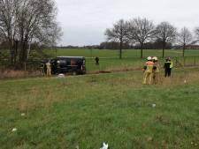 File op A1 bij Borne na ongeval opgelost