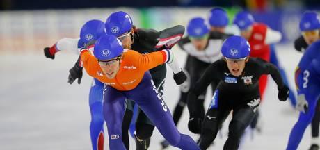 Oranje krijgt bij massastart op Spelen twee startplekken