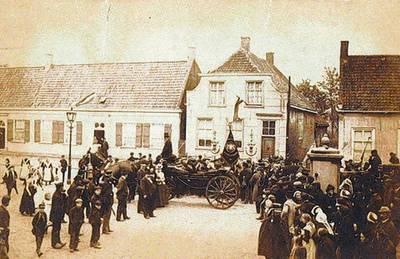 Brabant heeft 39 Van Gogh monumenten, Zundert 6