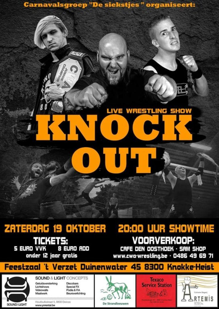 Knock Out Knokke