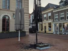 Verdachte (25)  vuurwerkbom op Markt Steenwijk opgepakt