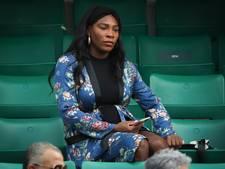 Serena slaat terug: 'John, ik probeer een baby op de wereld te brengen'