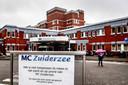 De Lelystadse vestiging van de failliete IJsselmeerziekenhuizen.