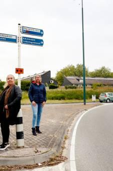 Oprit Maarssenbroek blijft behouden, lof voor protesterende bewoners