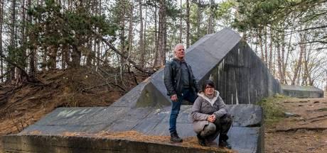 Walvisbunker in bos van Haamstede gaat open voor publiek