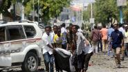 Minstens 15 doden na explosie bomauto in Somalische restaurantwijk
