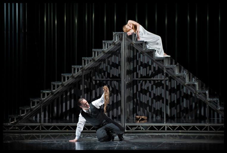 Pelléas et Mélisande bij De Nationale Opera Beeld Matthias Baus