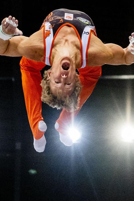 Hartverscheurend optreden Epke in NK-finale