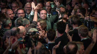 De Wever onthaald als triomfator