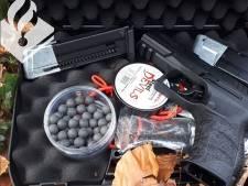 Boswachter vindt man met 'vuurwapen' in Staelduinsebos