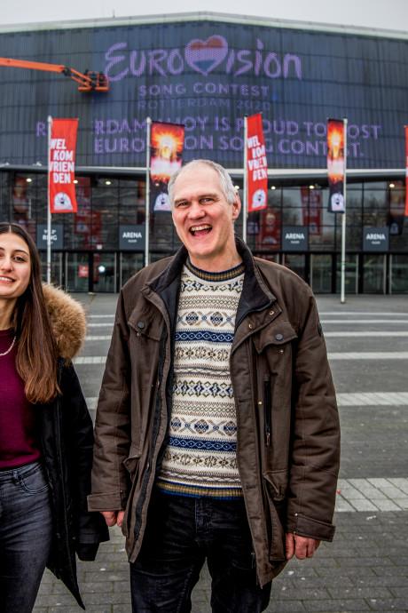 Deze Rotterdamse minima zijn dolblij met kaartjes songfestival: 'Zo'n kans krijg je nooit meer'