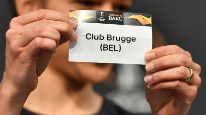 """Genk ontmoet Slavia Praag, Club Brugge loot in 1/16de finales Europa League Salzburg: """"We hebben zeker een kans"""""""