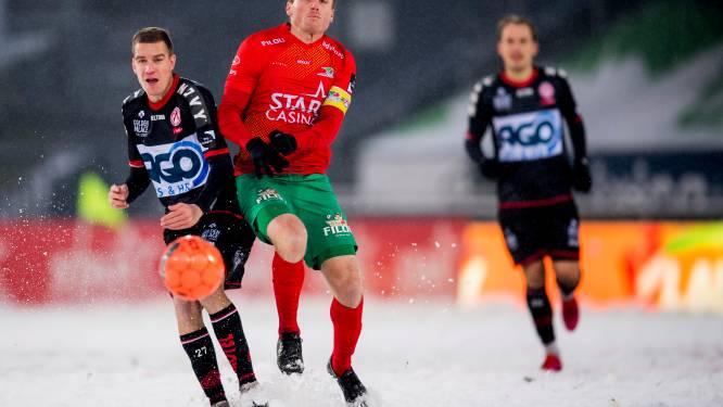 """Michiel Jonckheere baalt na Kortrijkse nederlaag in de sneeuw: """"Dit was geen wedstrijd. Dit was een circus"""""""