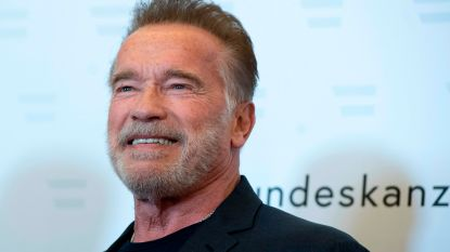 Arnold Schwarzenegger blij met Chris Pratt als schoonzoon
