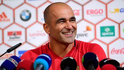 """Martínez op zijn hoede: """"Offensieve kracht Bosnië is zelfs in afwezigheid van Pjanic indrukwekkend"""""""