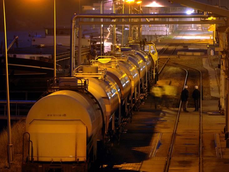 Opnieuw transporten met chloor over spoor door de regio