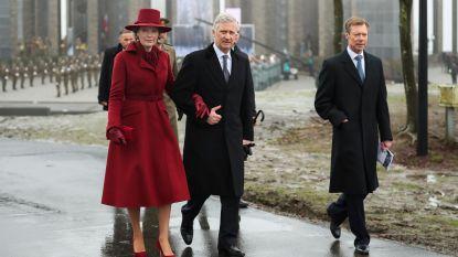 Koningin Mathilde steelt de show in Dries Van Noten, Dior en meer