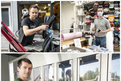 """Wachtrijen aan Action, Primark en Ikea, maar... """"We shoppen meer dan ooit lokaal, ook online"""""""