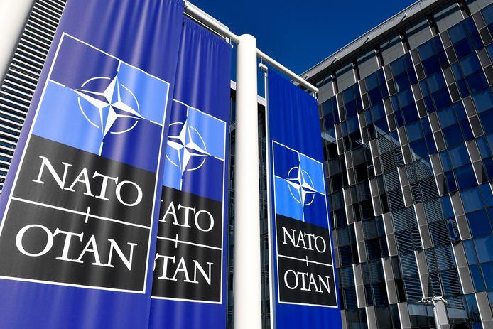 Le siège de l'OTAN à Bruxelles.