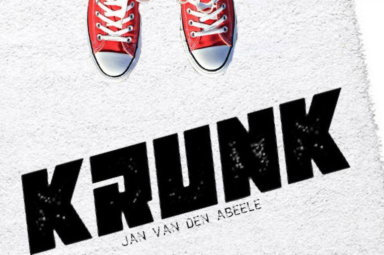 Jan Van den Abeele stelt zijn debuutroman Krunk voor.
