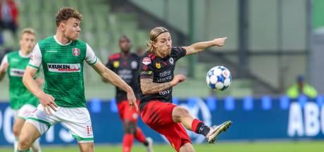 Corners zijn FC Dordrecht weer fataal