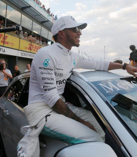 Hamilton wil het harde werk belonen: Alleen de winst telt